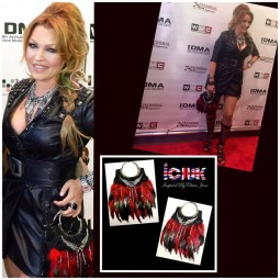 Red Carpet Fashion Statement from Continuum Vegas