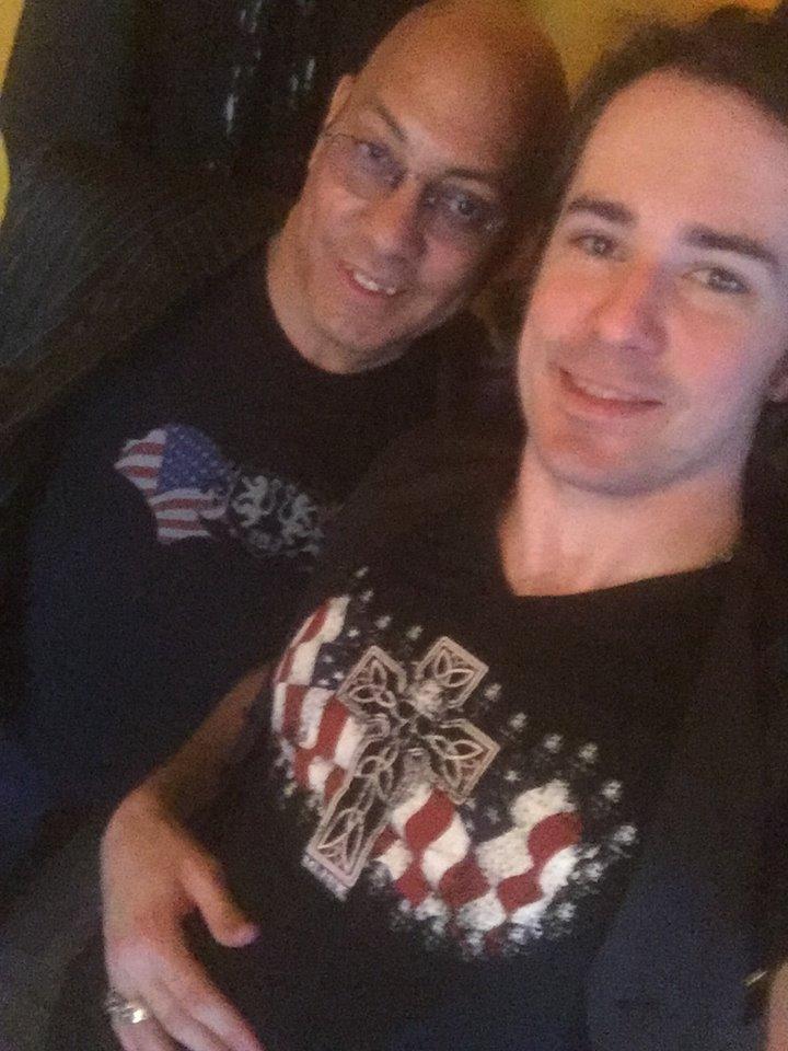 Ryan McGarvey & Carmine Rojas