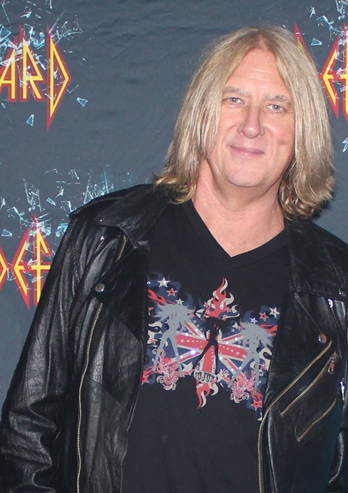 Joe Elliott in 'The Jane Bonds' designs