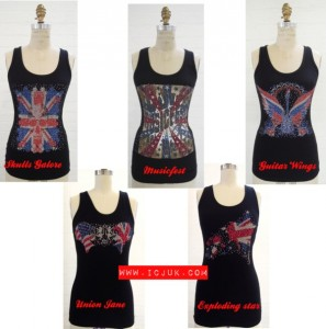 Rock & Roll Tanks