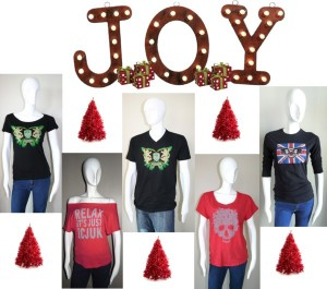 Joy! The holidays are here!
