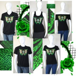 Green St Paddy's Day!