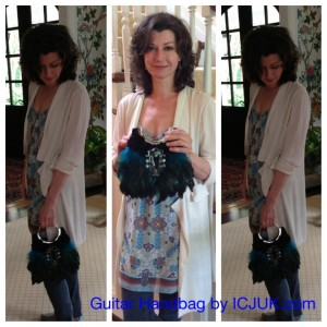 Amy Grant ICJUK Guitar Handbag