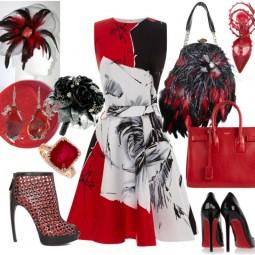 Red, White & Black