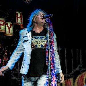 Joe Elliott It's Only Rock and Roll