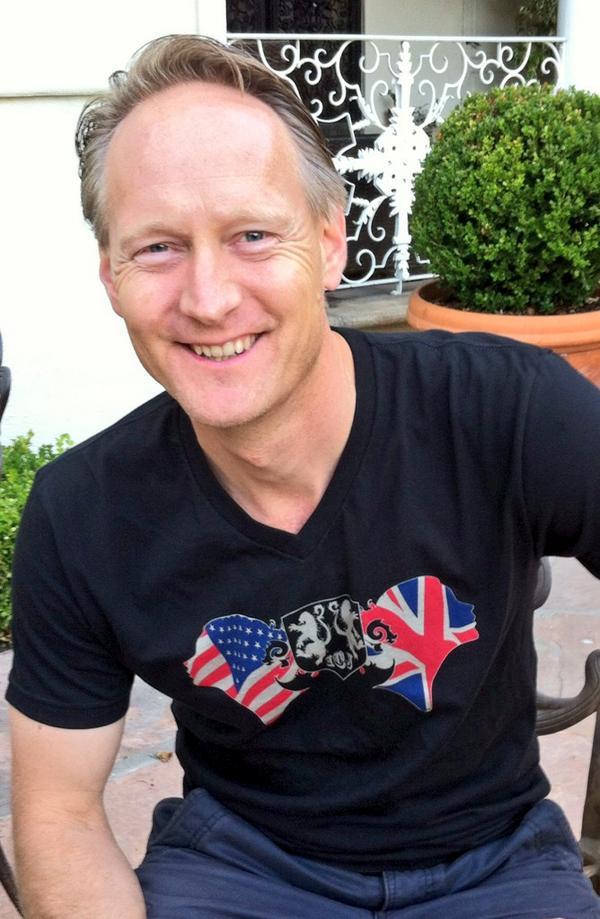Chris OConnor Union Jane - British Consul General