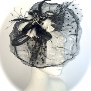 couture hair accessory