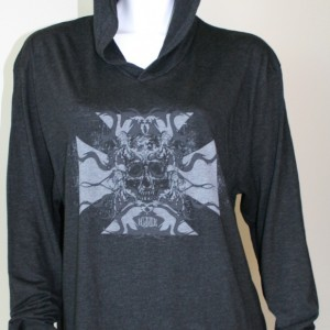 Slow Ride Hoody Black