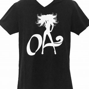 OA Beach Babe Logo shirt