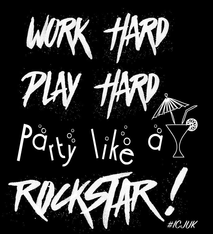 Party like a Rockstar