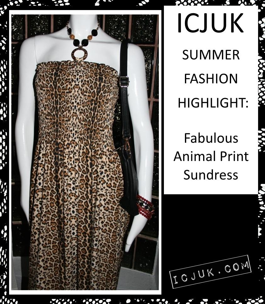 animal-print-sundress