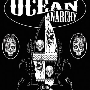 The latest design by ICJUK Ocean Anarchy