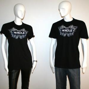 Nikkole Unisex crew neck Tee