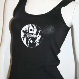 Ladies Tank Ying Yang Mermaids