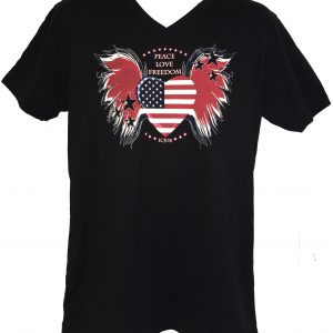 ICJUK USA Heart & Wings
