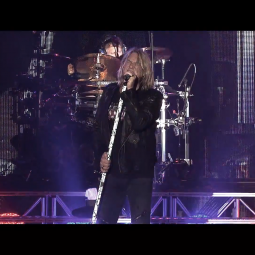 Def Leppard's brand new video Dangerous with ICJUK tees