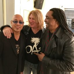 Joe Elliott spotted wearing ICJUK at the David Bowie Tribute Los Angeles