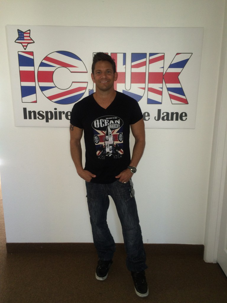 Jeff Timmons 98 Degrees