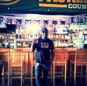 britboy in bar instagram