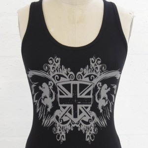 Lions Crest & Wings Tank