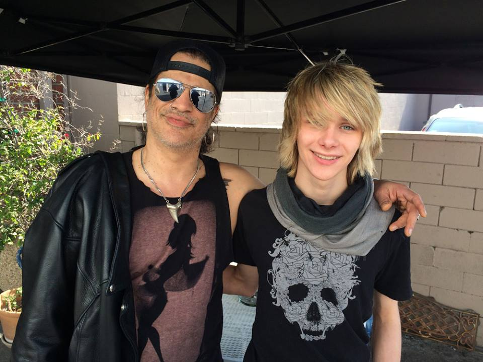 Lyric and Slash