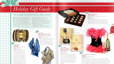 Holiday Gift Guideine