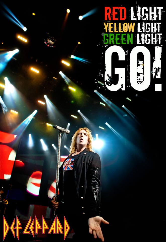 Red Yellow Green Light - Joe Elliott