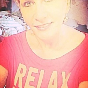 Barbara Ann - Relax its just ICJUK Tee shirt