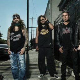 Derek Sherinian rocks Ocean Anarchy and ICJUK in his latest band SONS OF APOLLO