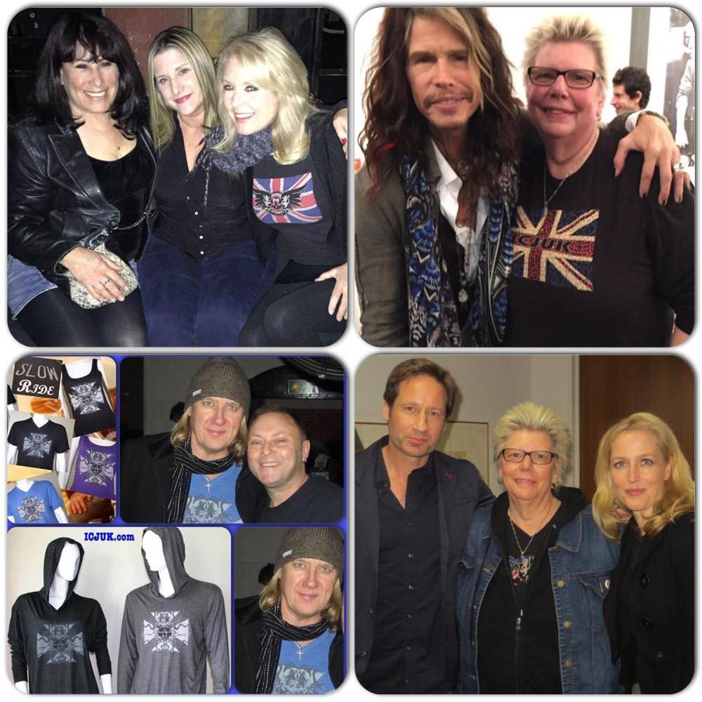 Celebrity Steven Tyler Tee Shirt