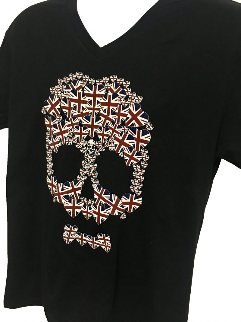 Union Jack T Shirt Womens