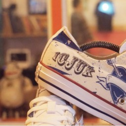 ICJUK Custom Kicks