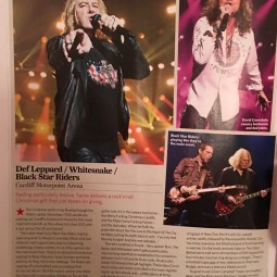 2016 Latest Classic Rock Magazine