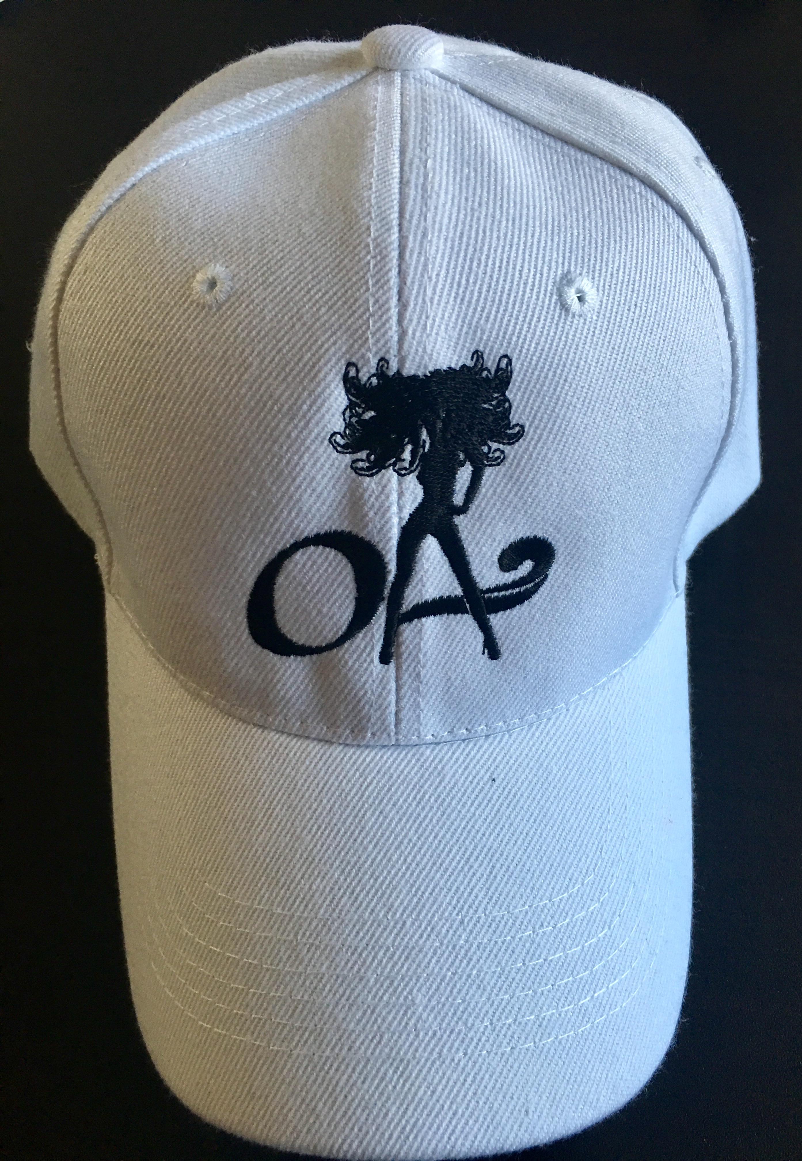 Embroidered OA Logo Baseballcap