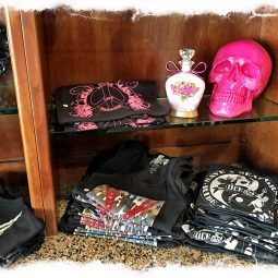 Desert born wearable art ICJUK & Ocean Anarchy joins The Tanning Spa, Inc in California