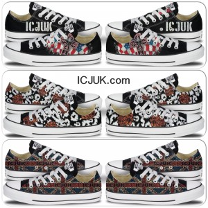 Custom Kicks by ICJUK