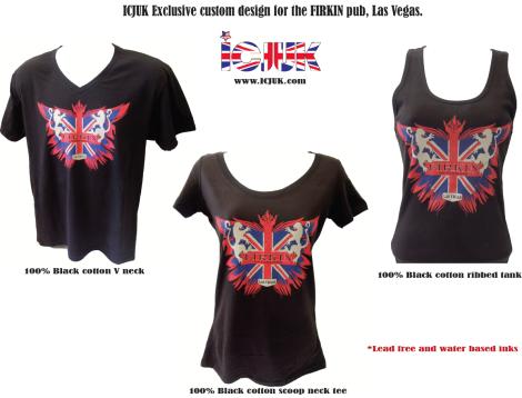 FIRKIN Pub Custom Design