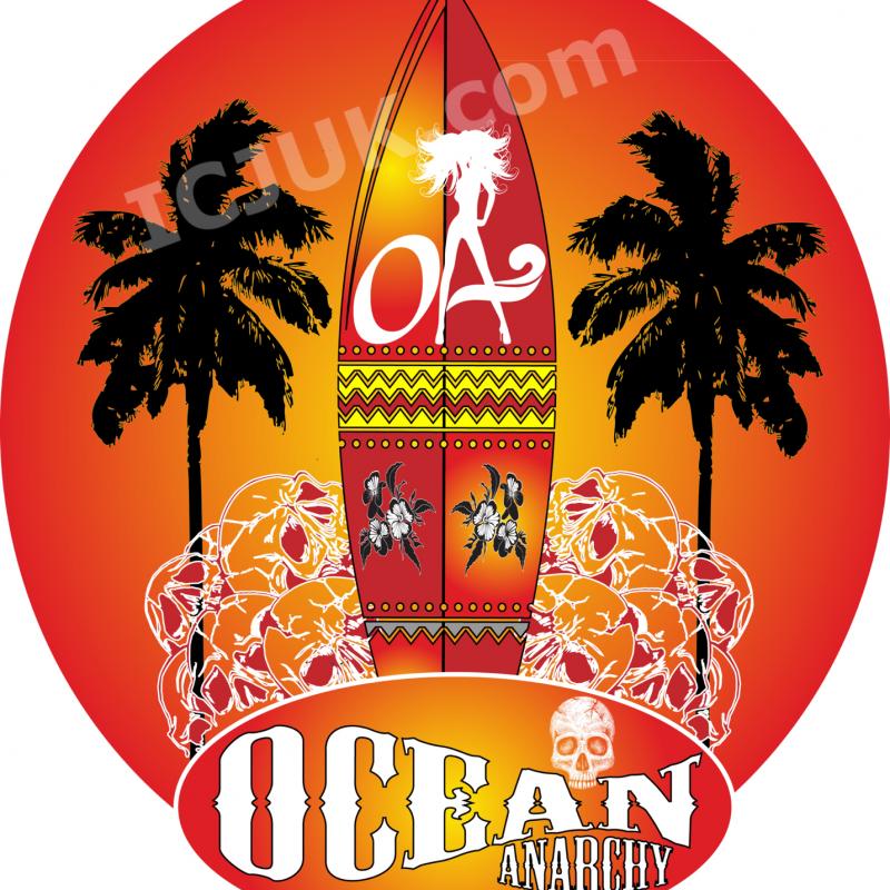 The OA Sunbeam Surfboard